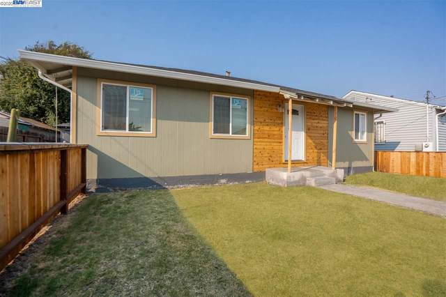 273 Tunis Rd, Oakland, CA 94603 (#40920240) :: Blue Line Property Group
