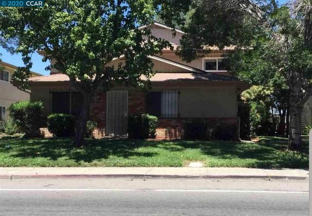 1210 Sycamore Dr #3, Antioch, CA 94509 (#40920252) :: Blue Line Property Group