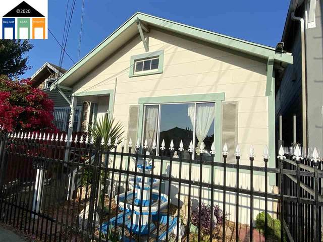 528 22Nd St, Richmond, CA 94801 (#40920275) :: Realty World Property Network