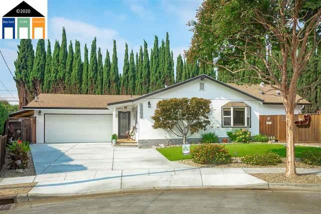 42891 Hamilton Way, Fremont, CA 94538 (#40920290) :: Realty World Property Network
