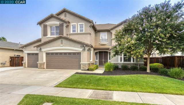 2037 Great Meadow Ln, Brentwood, CA 94513 (#40920328) :: Blue Line Property Group