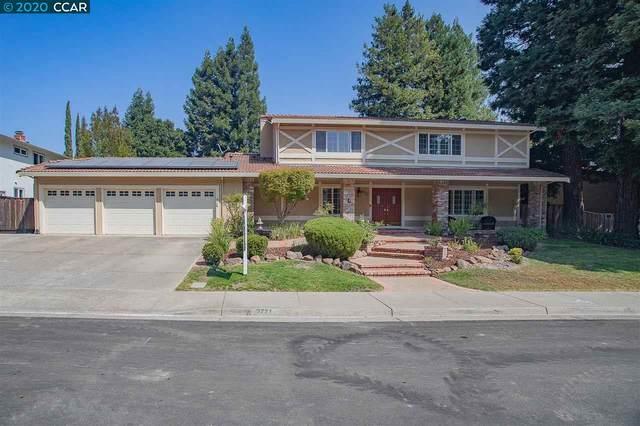 2771 Mohawk Cir, San Ramon, CA 94583 (#40920331) :: Blue Line Property Group