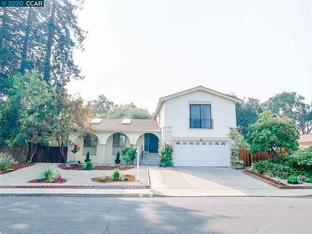 1901 Argonne Drive, Walnut Creek, CA 94598 (#40920332) :: Blue Line Property Group
