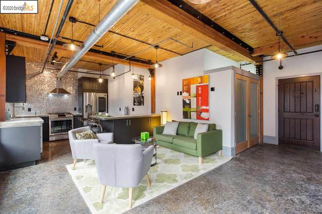 6105 San Pablo Ave #202, Oakland, CA 94608 (#40920360) :: Blue Line Property Group