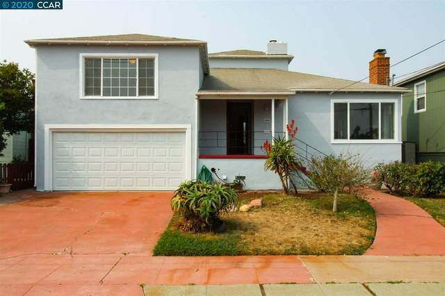 6127 Columbia Ave, Richmond, CA 94804 (#40920385) :: Realty World Property Network