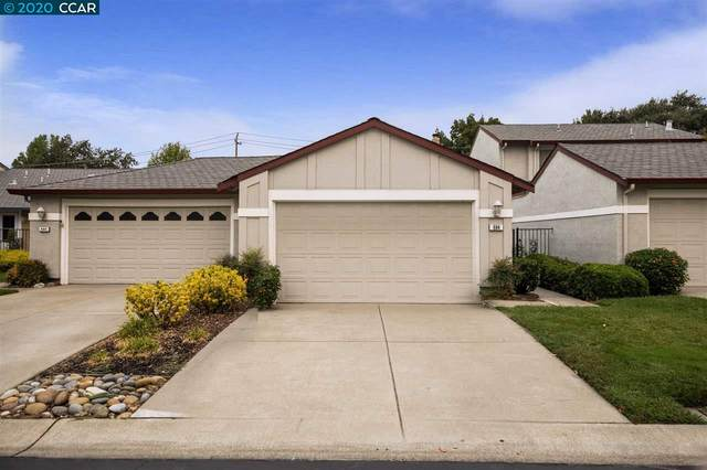 684 Via Appia, Walnut Creek, CA 94598 (#40920390) :: Blue Line Property Group
