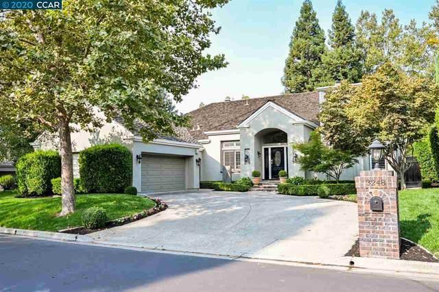 3248 Blackhawk Meadow Dr, Danville, CA 94506 (#40920443) :: Blue Line Property Group