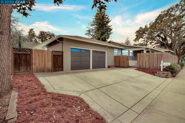 2151 Geary Rd, Walnut Creek, CA 94597 (#40920454) :: Blue Line Property Group