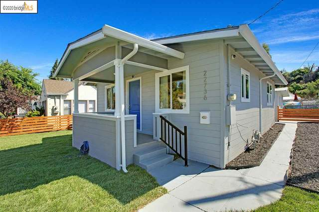 22736 4Th St, Hayward, CA 94541 (#40920487) :: Blue Line Property Group
