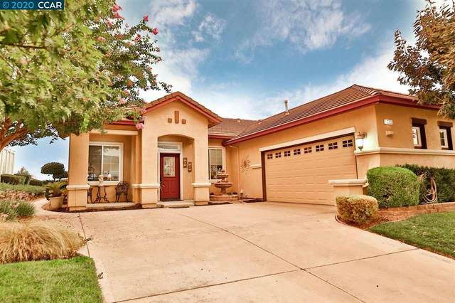 1080 Bountiful Way, Brentwood, CA 94513 (#40920516) :: Realty World Property Network