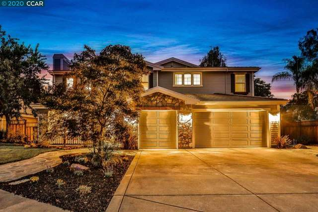 517 Messian Pl, Danville, CA 94526 (#40920525) :: Realty World Property Network