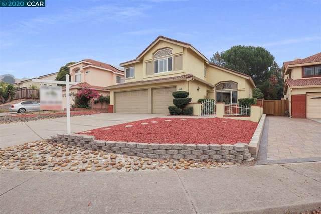 190 Bonaire Ave, Hercules, CA 94547 (#40920530) :: Armario Venema Homes Real Estate Team