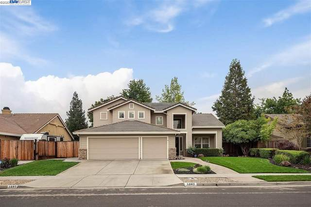 5802 Felicia Ave, Livermore, CA 94550 (#40920534) :: Blue Line Property Group