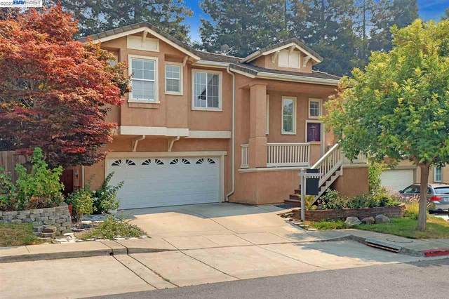 20010 Shadow Creek Cir, Castro Valley, CA 94552 (#40920561) :: Realty World Property Network