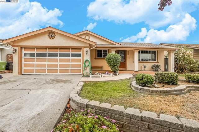 25612 Belhaven St, Hayward, CA 94545 (#40920576) :: Blue Line Property Group