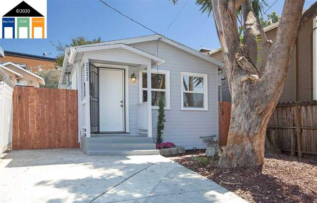 2522 75th, Oakland, CA 94605 (#40920589) :: Blue Line Property Group