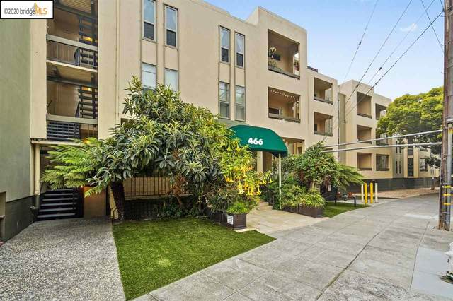 466 Crescent St #118, Oakland, CA 94610 (#40920606) :: Realty World Property Network