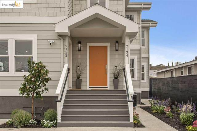 2132 Curtis Street, Oakland, CA 94607 (#40920615) :: Realty World Property Network