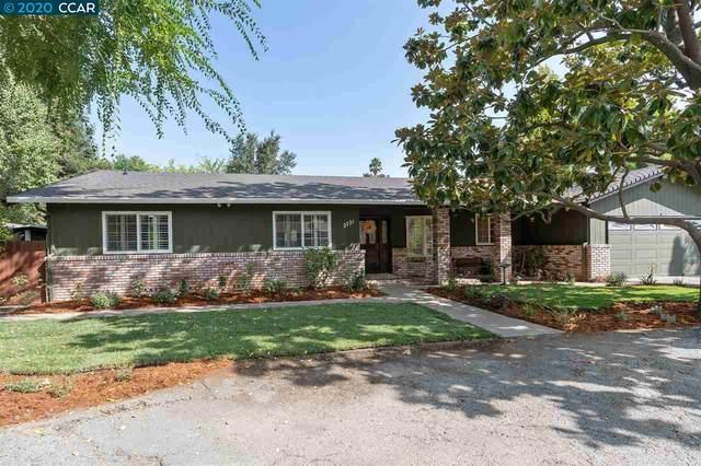 2771 Cherry Ln, Walnut Creek, CA 94597 (#40920618) :: Blue Line Property Group