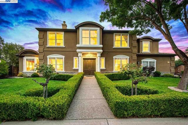 3741 Newton Way, Pleasanton, CA 94588 (#40920622) :: Armario Venema Homes Real Estate Team