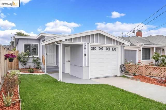 2710 Gaynor Ave, Richmond, CA 94804 (#40920624) :: Blue Line Property Group