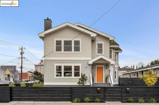2134 Curtis Street, Oakland, CA 94507 (#40920626) :: Realty World Property Network