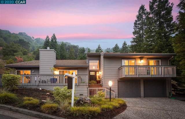 106 Greenbriar, Moraga, CA 94556 (#40920651) :: Blue Line Property Group