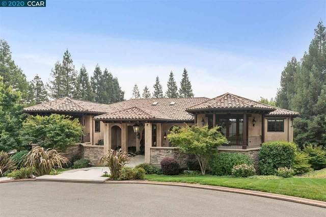 93 Stephanie Ln, Alamo, CA 94507 (#40920660) :: Blue Line Property Group