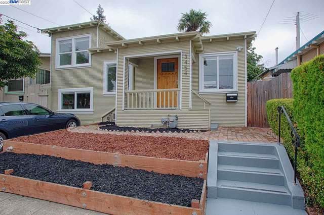 3454 Loma Vista Ave, Oakland, CA 94619 (#40920681) :: Realty World Property Network