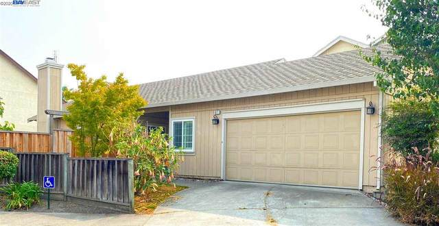 671 Black Pine Dr, San Leandro, CA 94577 (#40920685) :: Realty World Property Network