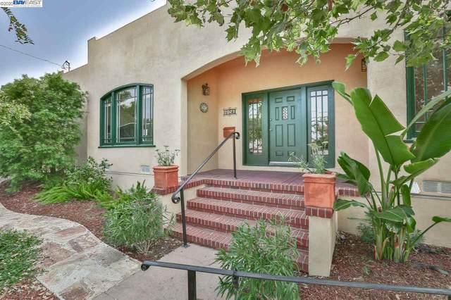 4156 Vineyard Avenue, Pleasanton, CA 94566 (#40920746) :: Realty World Property Network
