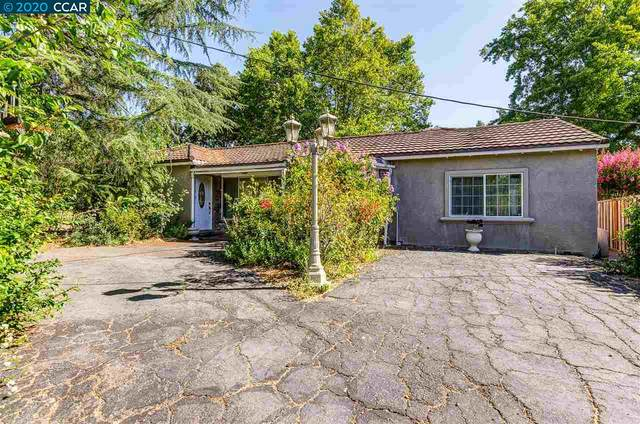 1177 Pleasant Hill Cir, Lafayette, CA 94549 (#40920754) :: Blue Line Property Group