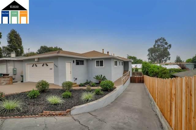 599 Andrews Way, El Sobrante, CA 94803 (#40920766) :: Blue Line Property Group