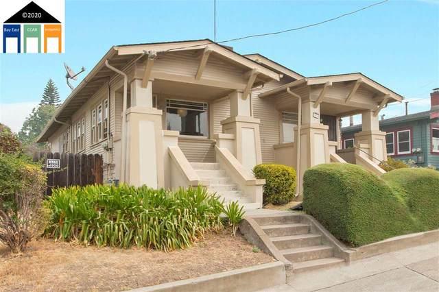 3024 E 29th Street, Oakland, CA 94601 (#40920781) :: Realty World Property Network