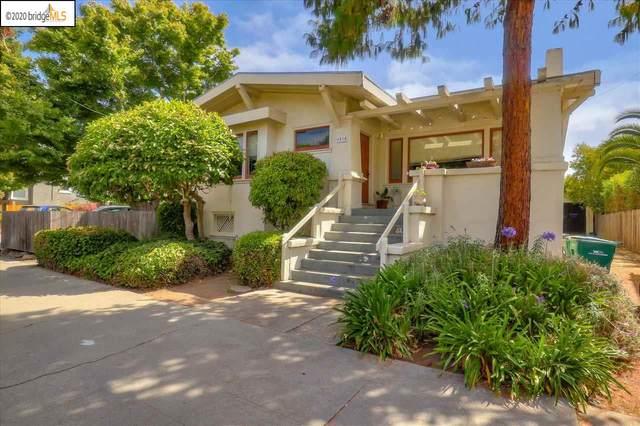 6414 Benvenue Ave, Oakland, CA 94618 (#40920791) :: Blue Line Property Group