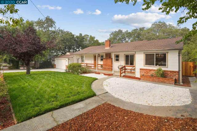 2366 Buena Vista Ave, Walnut Creek, CA 94597 (#40920793) :: Realty World Property Network