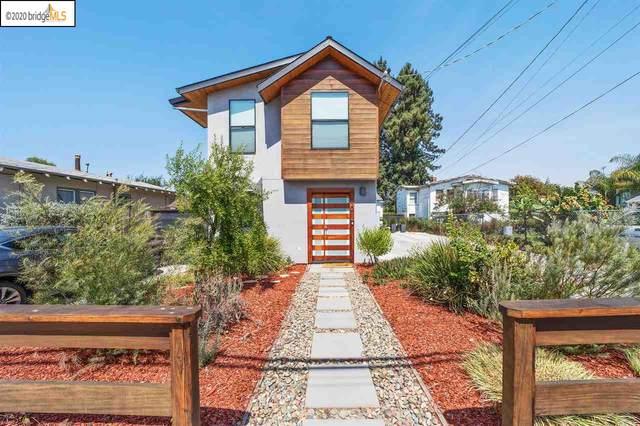 1020 61St St, Oakland, CA 94608 (#40920794) :: Blue Line Property Group