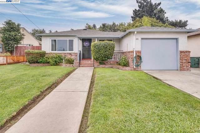582 Empire St, San Lorenzo, CA 94580 (#40920798) :: Blue Line Property Group