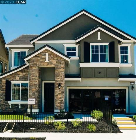 5445 Chamberlain Street, Antioch, CA 94531 (#40920800) :: Blue Line Property Group