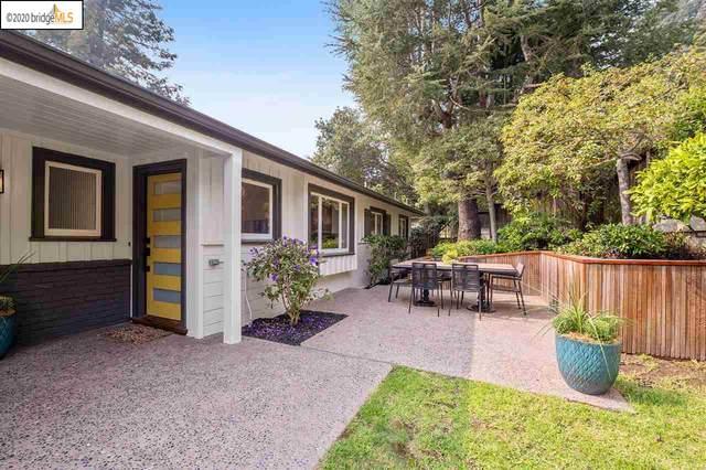 64 Highgate Rd, Kensington, CA 94707 (#40920810) :: Blue Line Property Group