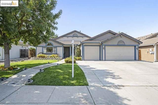 3943 Creekside Way, Oakley, CA 94561 (#40920812) :: Blue Line Property Group