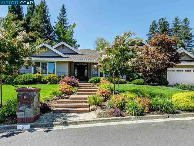 2 Crockett Drive, Moraga, CA 94556 (#40920819) :: RE/MAX Accord (DRE# 01491373)