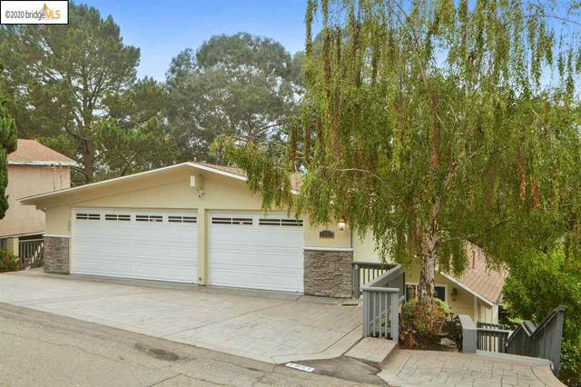 1851 Magellan Dr, Oakland, CA 94611 (#40920822) :: Realty World Property Network