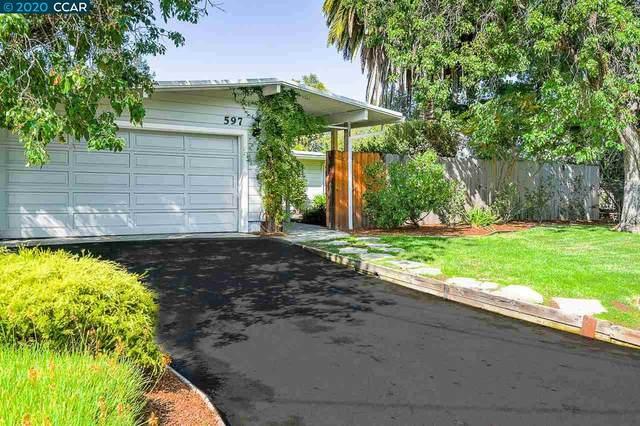 597 Michael Ln, Lafayette, CA 94549 (#40920827) :: Blue Line Property Group