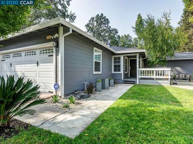 111 Hardy Cir, Pleasant Hill, CA 94523 (#40920830) :: Realty World Property Network