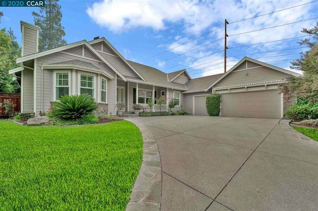60 Frances Way, Walnut Creek, CA 94597 (#40920856) :: Real Estate Experts