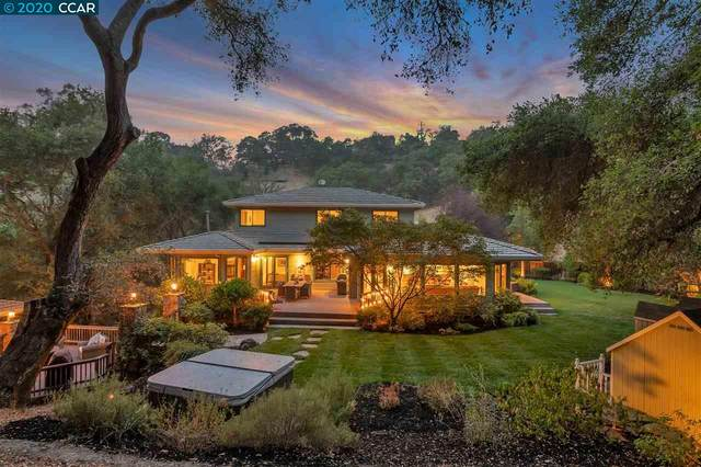 3 Dead Horse Canyon Rd, Lafayette, CA 94549 (#40920863) :: Realty World Property Network