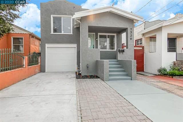 7329 Halliday Ave, Oakland, CA 94605 (#40920877) :: Blue Line Property Group