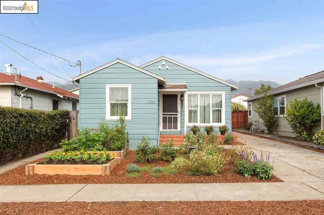 1308 Elm St, El Cerrito, CA 94530 (#40920898) :: Blue Line Property Group