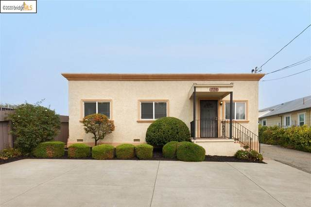 776 La Paloma Rd, El Sobrante, CA 94803 (#40920910) :: Blue Line Property Group